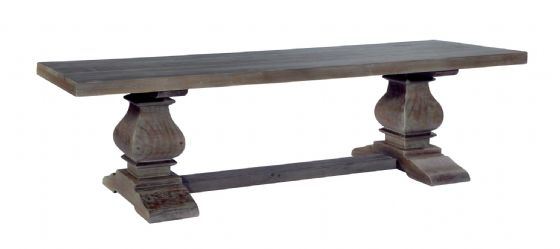 Tehidy Night Dining Bench - Special Order
